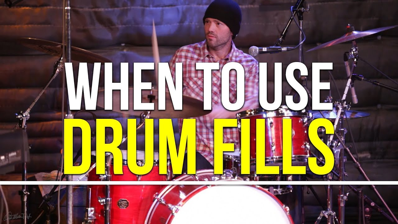 When to Use Fills as a Drummer | Bass and Drums Workshop