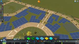 Cities Skylines - Miasto na górce #11