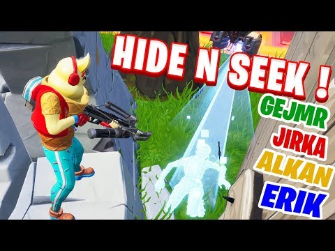 Prostě vtipné video 😀  Hide N Seek [Fortnite]