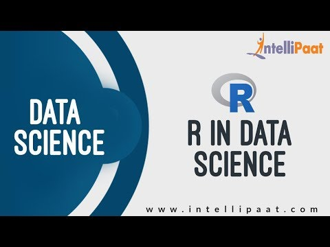 R Tutorial | Data Science with R | Learn R | R Online Training | Intellipaat