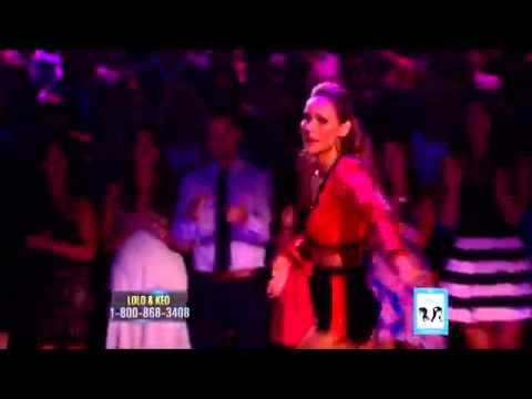 Dancing with the Stars 19 - Lolo Jones & Keo | LIVE 9-15-14