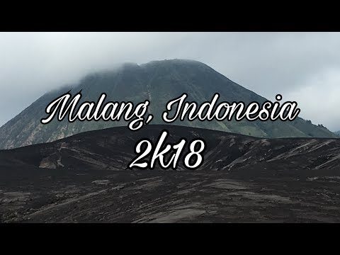 A Trip To Malang, Indonesia (vlog version)