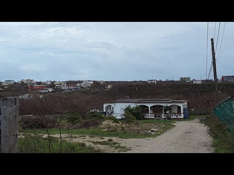 Before Hurricane Jose Hits Anguilla 1