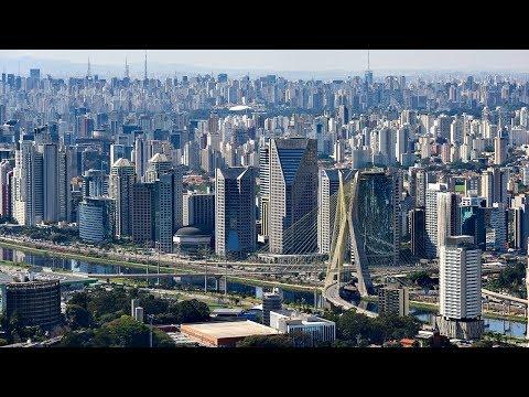 Top 10 Brazils Richest Cities  Cidades Mais Ricas do Brasil  por PIB nominal
