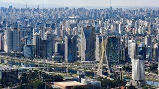 Baixar Top 10 Brazil's Richest Cities / Cidades Mais Ricas do Brasil 2017 por PIB (nominal)
