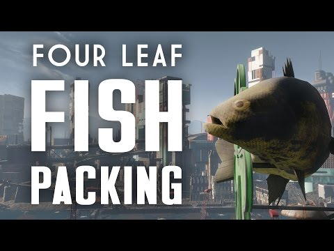 The Full Story of the Four Leaf Fishpacking Plant, Marowski's Chem Lab, and Diamond City Blues