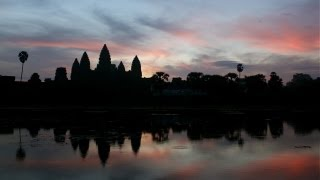 The Temples of Angkor - Siem Reap, Cambodia