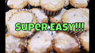 Gambar cover Pineapple Zucchini Muffins For A Girls Jeep Run With Linda's Pantry