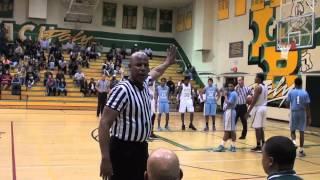 CIF Basketball: Long Beach Poly vs Sylmar