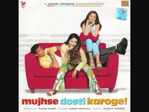 Mujhse Dosti Karoge - 06 - Jaane Dil Mein (Sad)
