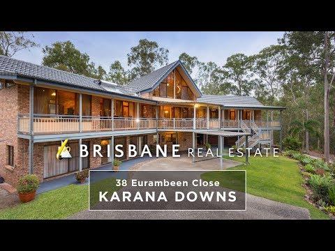 Brisbane Real Estate - 38 Eurambeen Close | Karana Downs