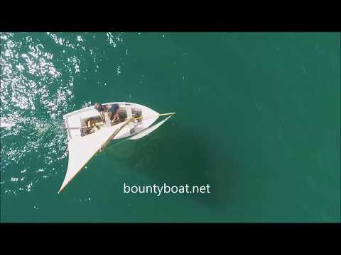 Le Bounty devant Saint Malo été 2017