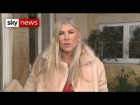 Ex-swimmer Sharron Davies on why she opposes transgender athletes in women's sports