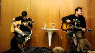 Bowling For Soup - Two-Seater - Acoustic - Live