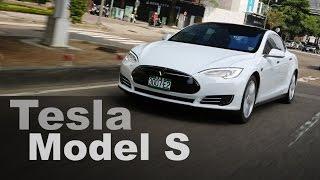Tesla 車系新車試駕