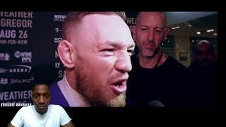 I'm officially Irish!!! Mayweather vs McGregor - 'Take It All' Promo reaction