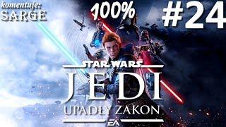 Zagrajmy w Star Wars Jedi: Upadły Zakon PL (100%) odc. 24 - Dathomira