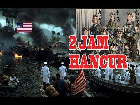 SERAMNYA JEPANG HANCUR LEBURKAN Pangkalan Militer Amerika Terbesar Hanya 2  Jam