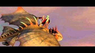 How To Train Your Dragon 2 - Hiccup meets the dragon thief (Valka)
