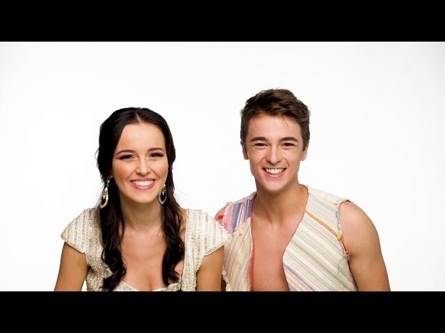 Aladin Il Musical Geniale - Aladin e Jasmine vi invitano a teatro!