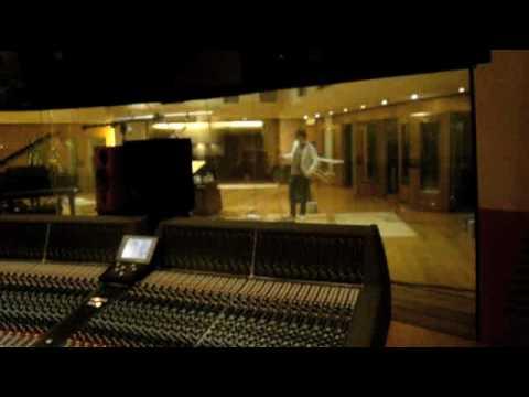 Jar Live Recording Session With Leogun At British Grove Studio