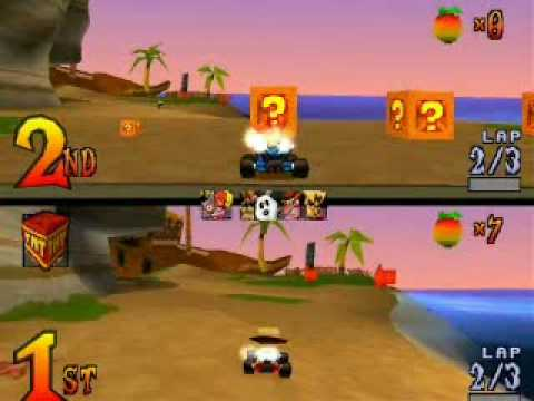 Crash team racing emulator