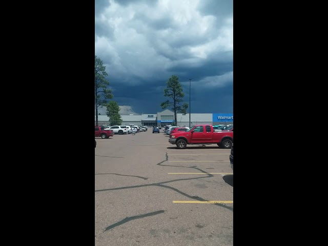 A Storm is Moving In On Kashmir (AZ Version) | Temps Dropped 30 Degrees Video 7