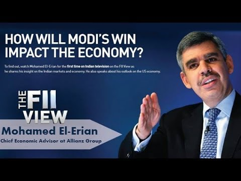 The FII View: In Conversation with Mohamed El-Erian, Chief Economic Advisor, Allianz Group