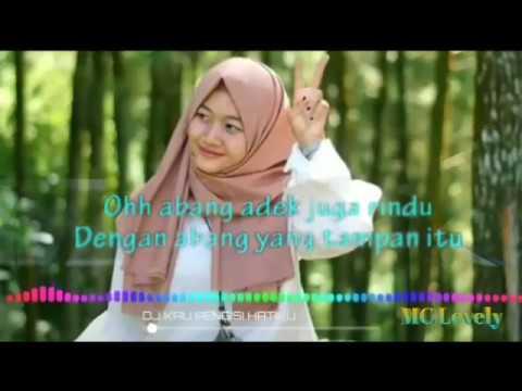 Viral | ADEK JUGA RINDU [ Balasan Lagu Jelbab Biru ]