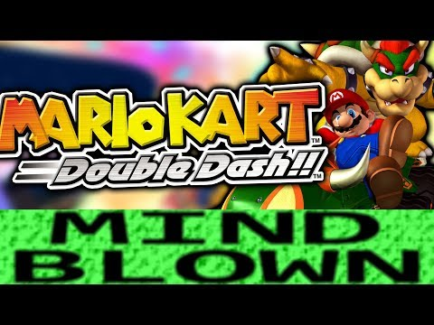How Mario Kart Double Dash Is Mind Blowing!