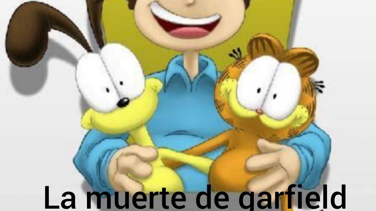 La Muerte De Garfield El último Cómic De Garfield Youtube