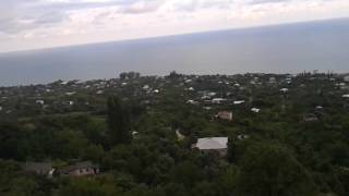 Абхазия   Вид сверху(Абхазия Вид сверху Видео по теме Абхазии:Абхазия,новый афон,абхазия 2015,отдых в абхазии,сектор абхазия..., 2015-07-21T06:43:20.000Z)