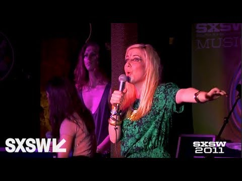 Austra - 'Lose It': SXSW 2011 Music