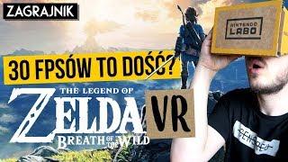 Jaka jest ZELDA w VR? - recenzja VR na Switcha