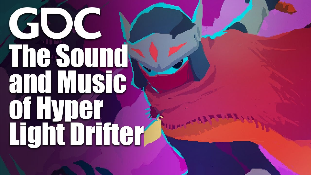 The Sound and Music of Hyper Light Drifter