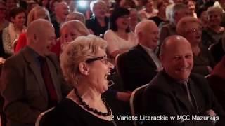 2 Variete Literackie - Krzysztof Daukszewicz - nawet w Namibi nas znają