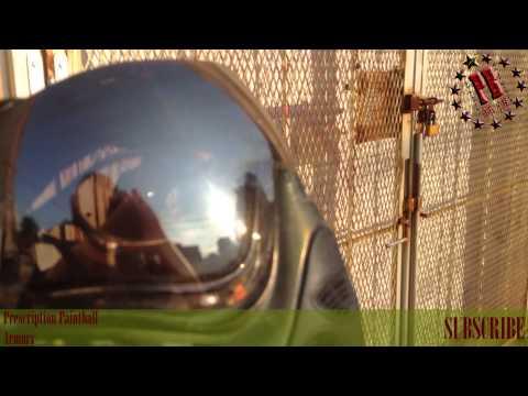 Prescription Paintball - Goggles, Lenses and Sunlight