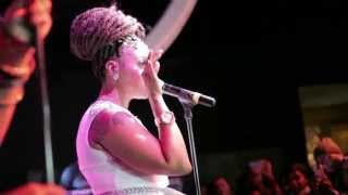 "CHRISETTE MICHELE ""Charades"" Live"