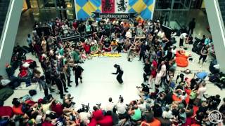 BBoy Yarko motywuje do tańca Break Dance!