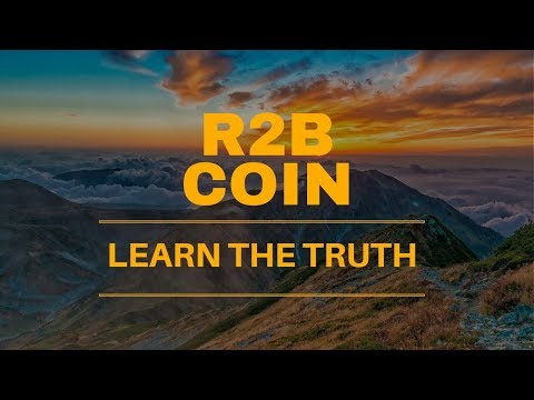 R2B Coin Scam Review - WARNING!! WATCH FIRST!!