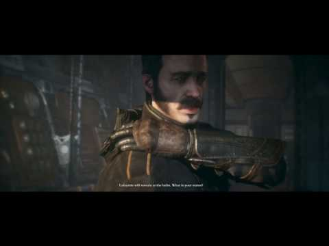 Let's Play: The Order 1886, Part 5 Of Course there is an Explosion.