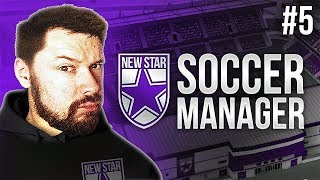 THE INVINCIBLES! - New Star Soccer Manager #05