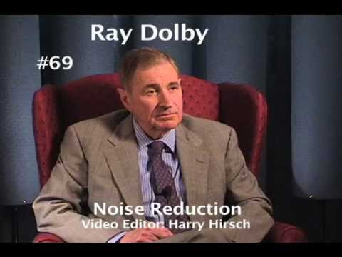 AES Oral History 069: Ray Dolby