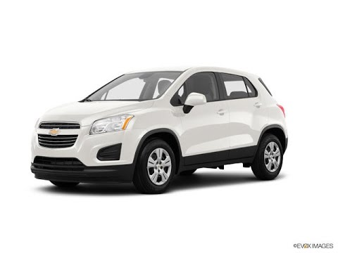 2016 Chevrolet Trax Lt Full Tour Start Up