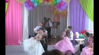 танец буги вуги(выпуск в детском саду. 2012 г., 2012-08-20T18:08:23.000Z)