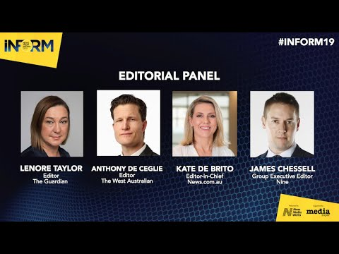 Editorial Panel: Guardian, Seven West, Nine And News Corp  | INFORM 19