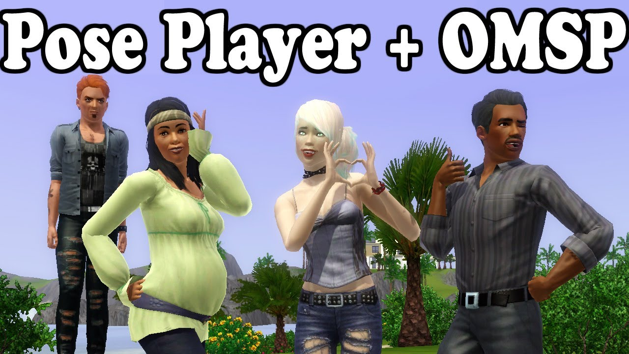 comment installer le sims 3 pose player
