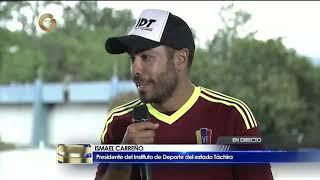 Instituto de Deportes tachirense: La Vuelta al Táchira es un evento que nadie se pierde