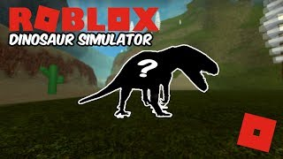 Roblox Dinosaur Simulator - New Mysterious Dino + Crazy 1v4 in Gallus!