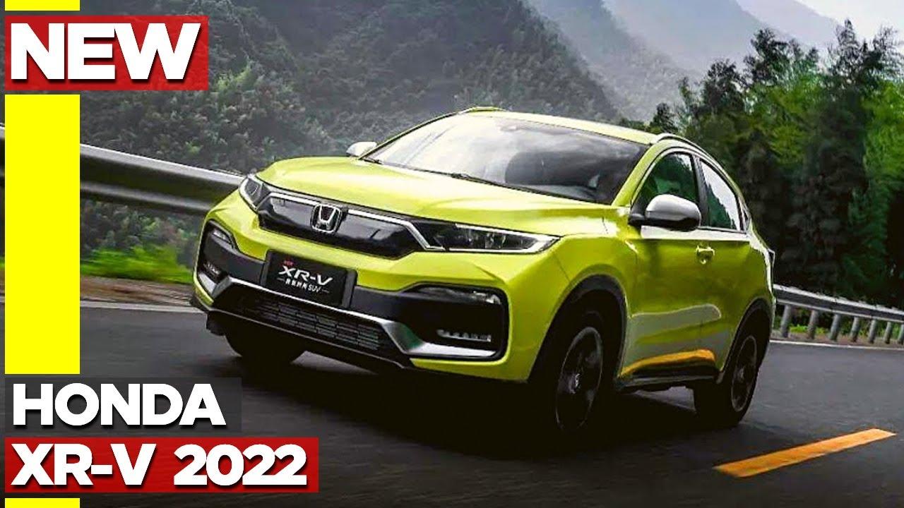 HONDA XR-V 2022 siguen los SUV Coupe 🔥🔥🔥